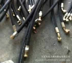 高压编织胶管工艺